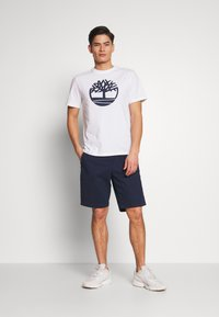 GAP - IN SOLID - Shorts - tapestry navy - 1
