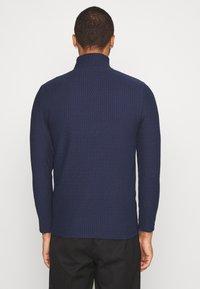 Topman - Sweatshirt - navy - 2