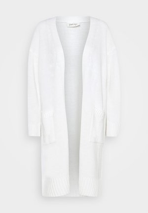 MAXI - Cardigan - white