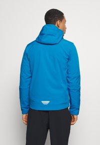 CMP - MAN JACKET ZIP HOOD - Soft shell jacket - river blue ink - 2