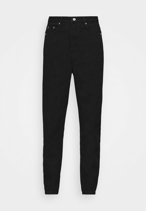 RIOT MOM - Relaxed fit jeans - black