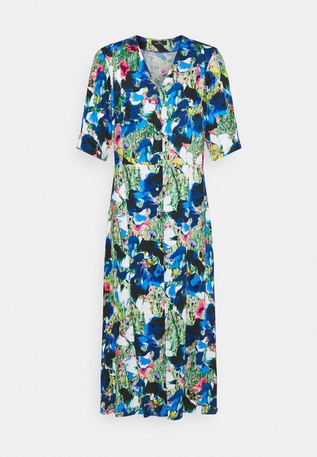 WOMENS DRESS - Korte jurk - navy