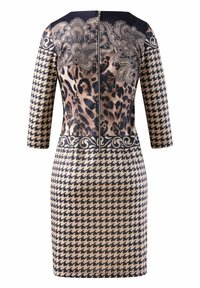 Alba Moda - Day dress - marineblau braun - 6