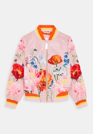 HAPPY - Bomber Jacket - pink