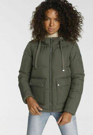 Winter jacket - dunkel khaki