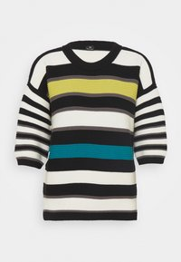 PS Paul Smith - WOMENS TOP - Jumper - black - 0