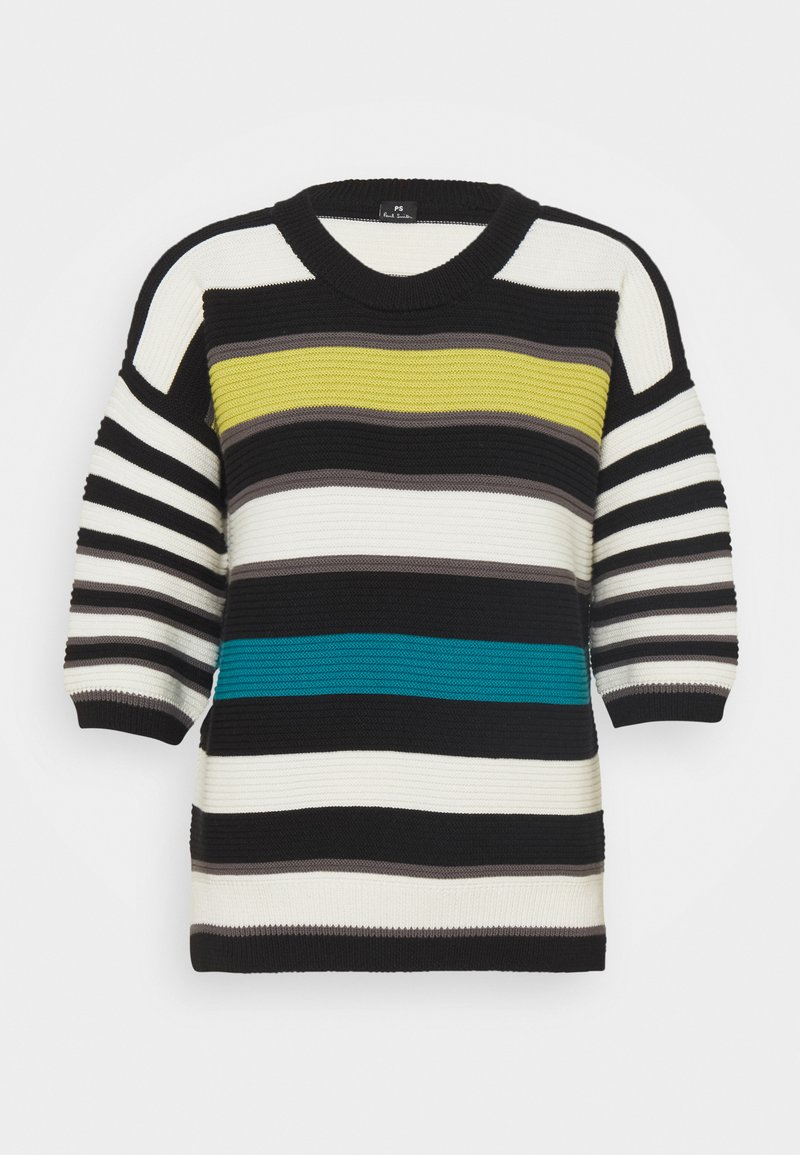 PS Paul Smith - WOMENS TOP - Jumper - black