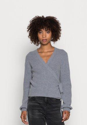 KORNELIE - Zip-up sweatshirt - tradewinds