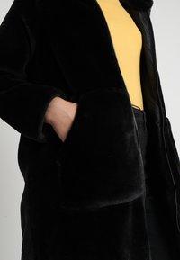Even&Odd - Classic coat - black - 3