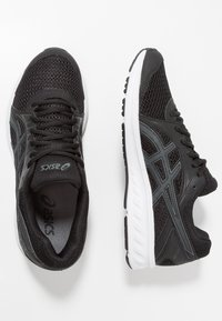 ASICS - JOLT 2 - Zapatillas de running neutras - black/steel grey - 1