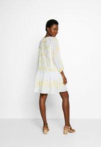 By Malina - DELIA KAFTAN - Day dress - lemon - 2