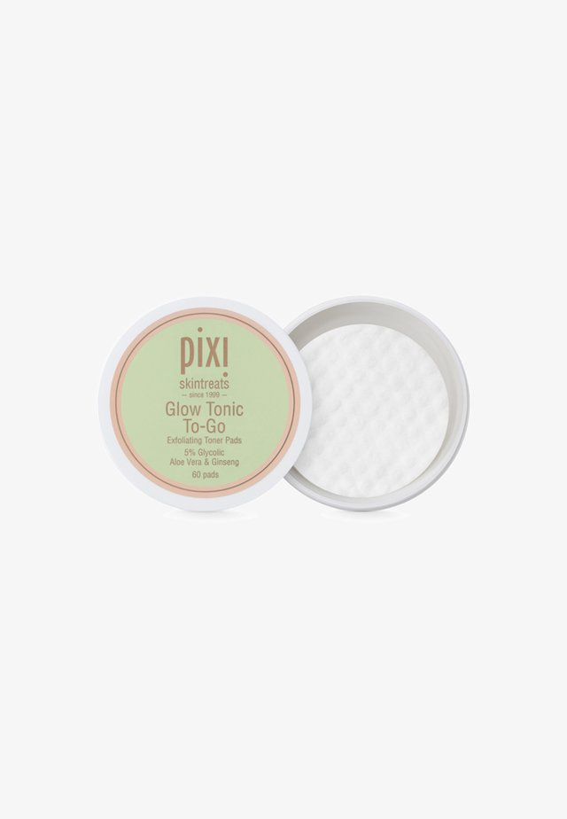 GLOW TONIC TO-GO PADS, 60 PACK - Gesichtsreinigung - pads