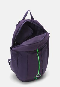 Nike Performance - MERCURIAL - Rucksack - dark raisin/rage green/platinum tint - 2