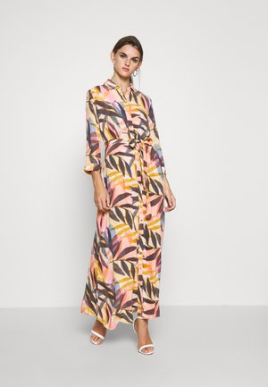 YASKATHA 3/4 ANKLE DRESS - Maxi dress - vibrant yellow