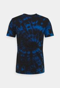 Hollister Co. - Print T-shirt - dark spiral wash - 1