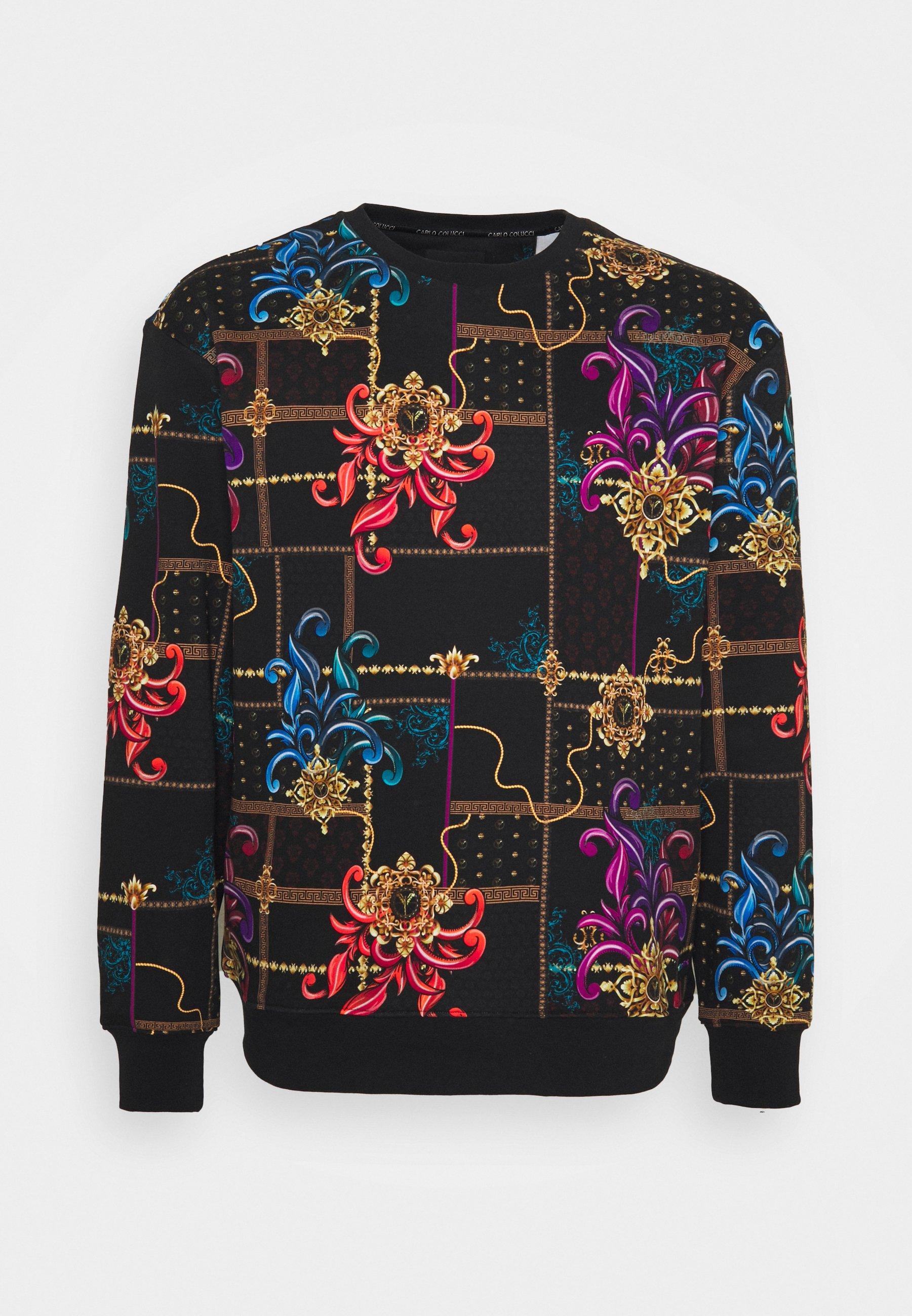Men ALLOVER PRINT BIG - Sweatshirt