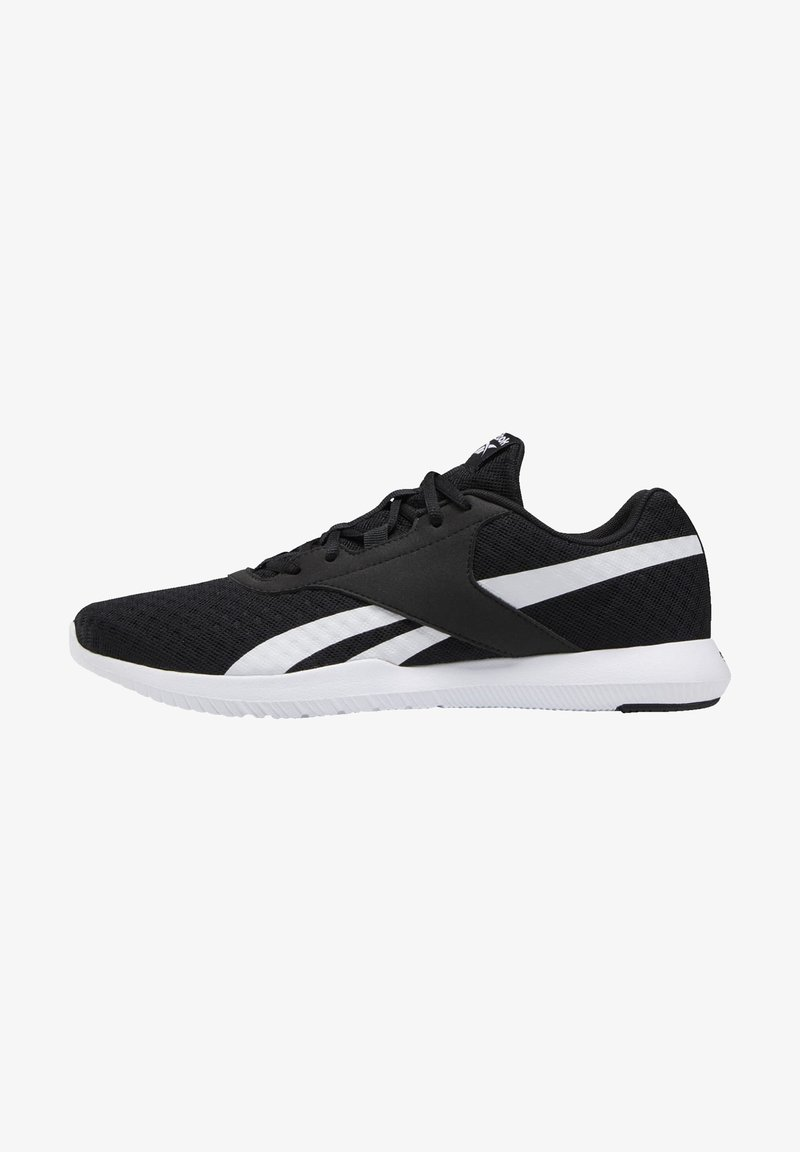 Reebok - REEBOK REAGO ESSENTIALS 2.0 SHOES - Trainings-/Fitnessschuh - black