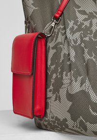 s.Oliver - Across body bag - red - 1