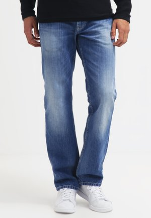 KINGSTON ZIP - Straight leg jeans - n56