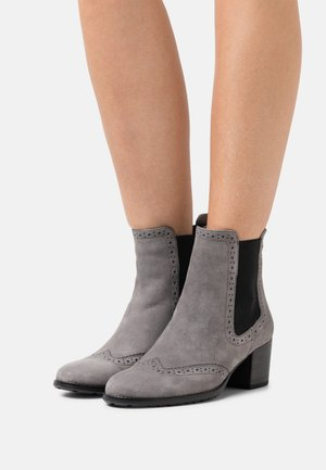 Classic ankle boots - steel grey