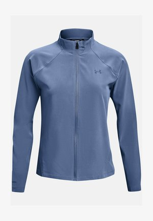 LAUNCH 3.0 STORM JACKET - Sports jacket - mineral blue