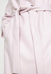 Ted Baker - ROSE - Classic coat - dusky pink - 6