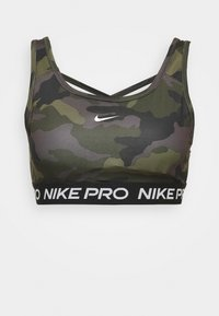 Nike Performance - BRA CAMO - Sport BH - black/white - 0