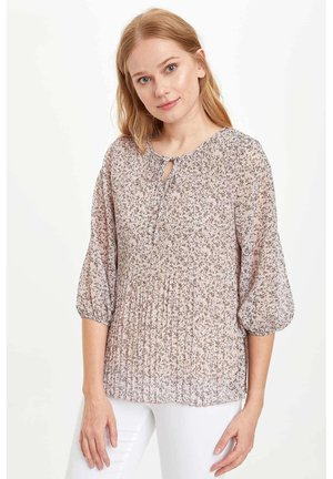BLOUSE - Bluser - pink