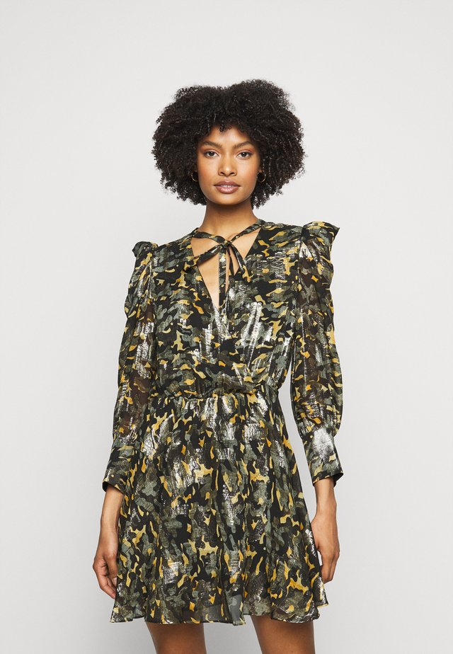 ABITO DRESS - Cocktail dress / Party dress - khaki