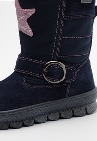 Superfit - FLAVIA - Winter boots - blau - 5