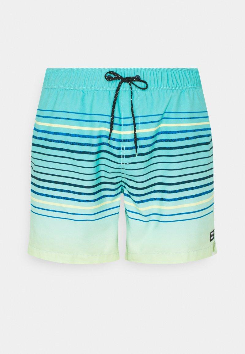 Billabong - SPRAYED STRIPES - Swimming shorts - spearmint