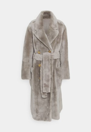 LUXURY COAT - Classic coat - dove