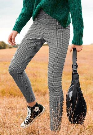 PONTE - Leggings - Trousers - stone