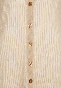 Sisley - Cardigan - beige - 2