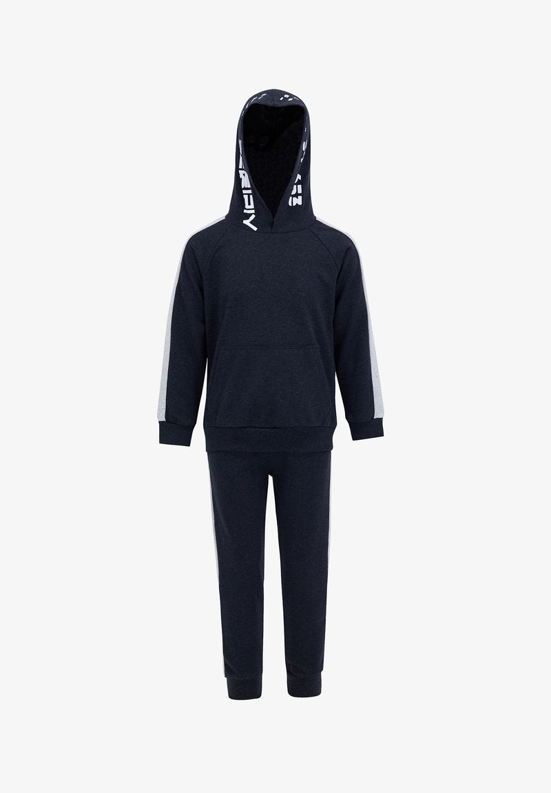 DeFacto - Tracksuit - anthracite