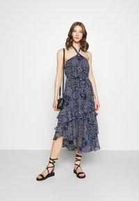 Pepe Jeans - RAMONA - Maxi dress - dark blue - 1