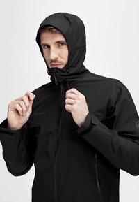 Mammut - CONVEY TOUR - Hardshell jacket - black - 5