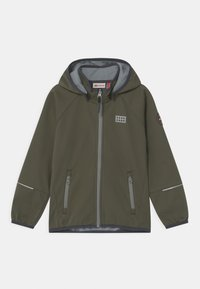 LEGO Wear - SKY UNISEX - Softshelljacke - dark green - 0