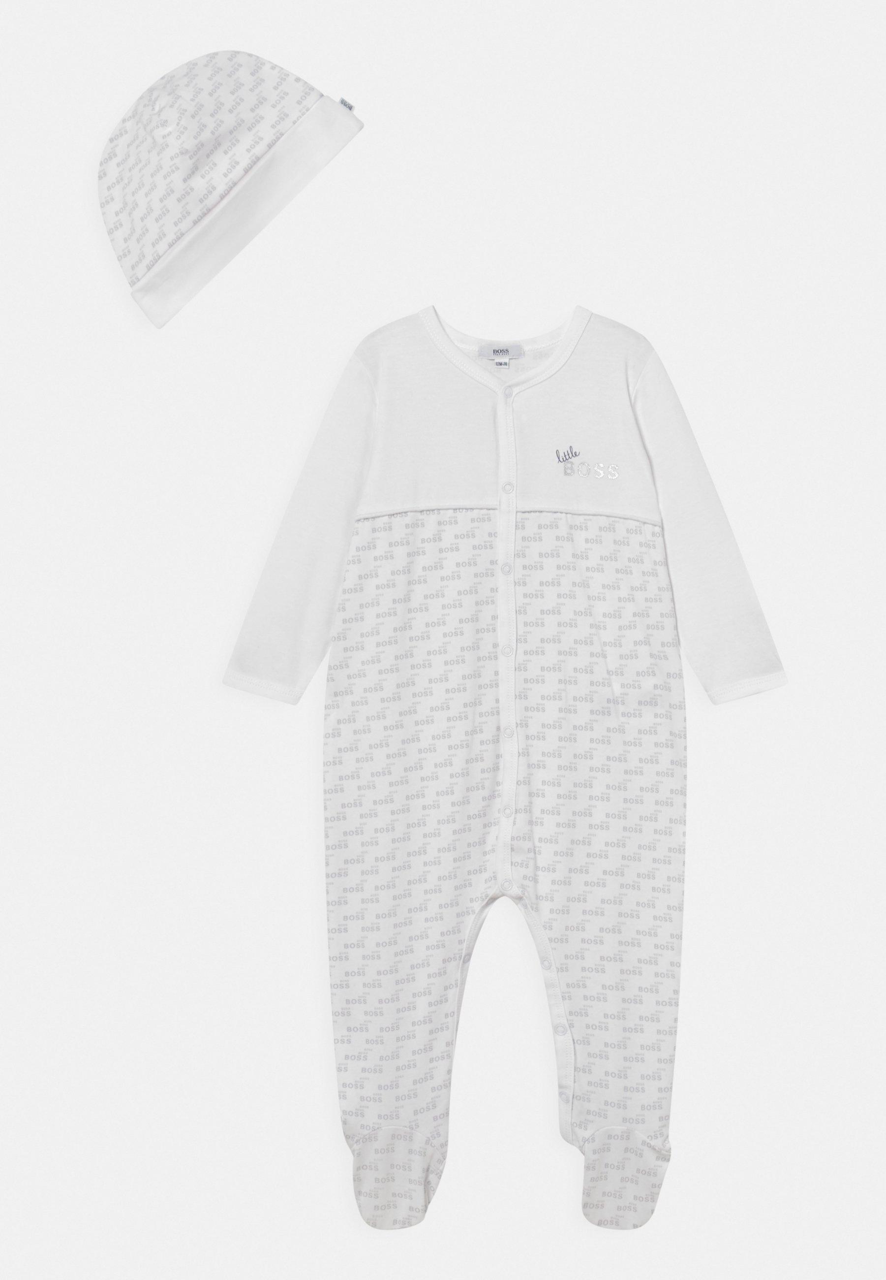 Kids PULL ON HAT SET UNISEX - Sleep suit