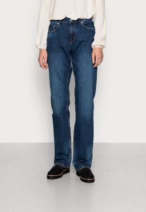 ONLDAD LIFE - Relaxed fit jeans - medium blue denim