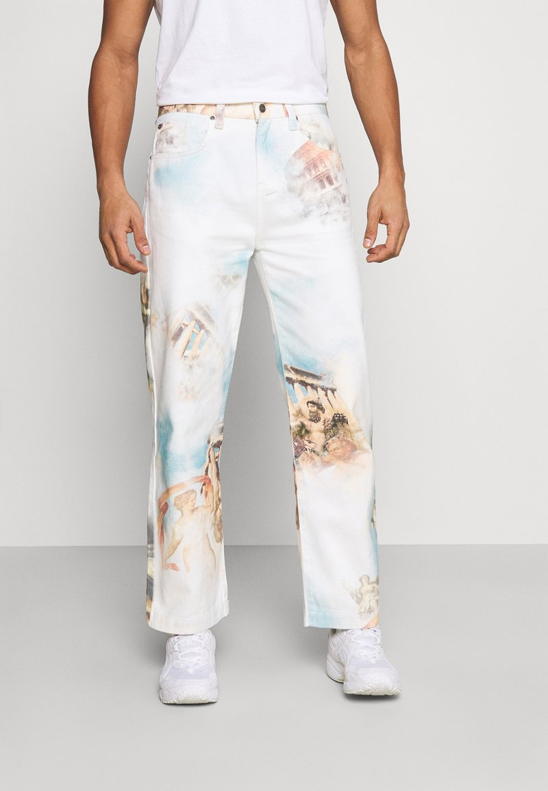 Jaded London - RENAISSANCE SKATE - Relaxed fit jeans - multi