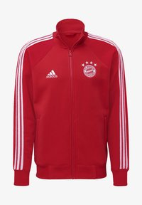 adidas Performance - FCB ICONS TOP - Training jacket - fcbtru/white - 9