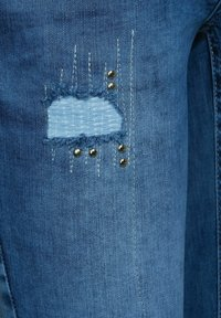 Street One - MIT NIETEN - Slim fit jeans - blau - 5