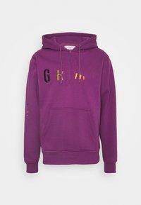 Grimey - NITE MARAUDER UNISEX - Sweatshirt - purple - 0