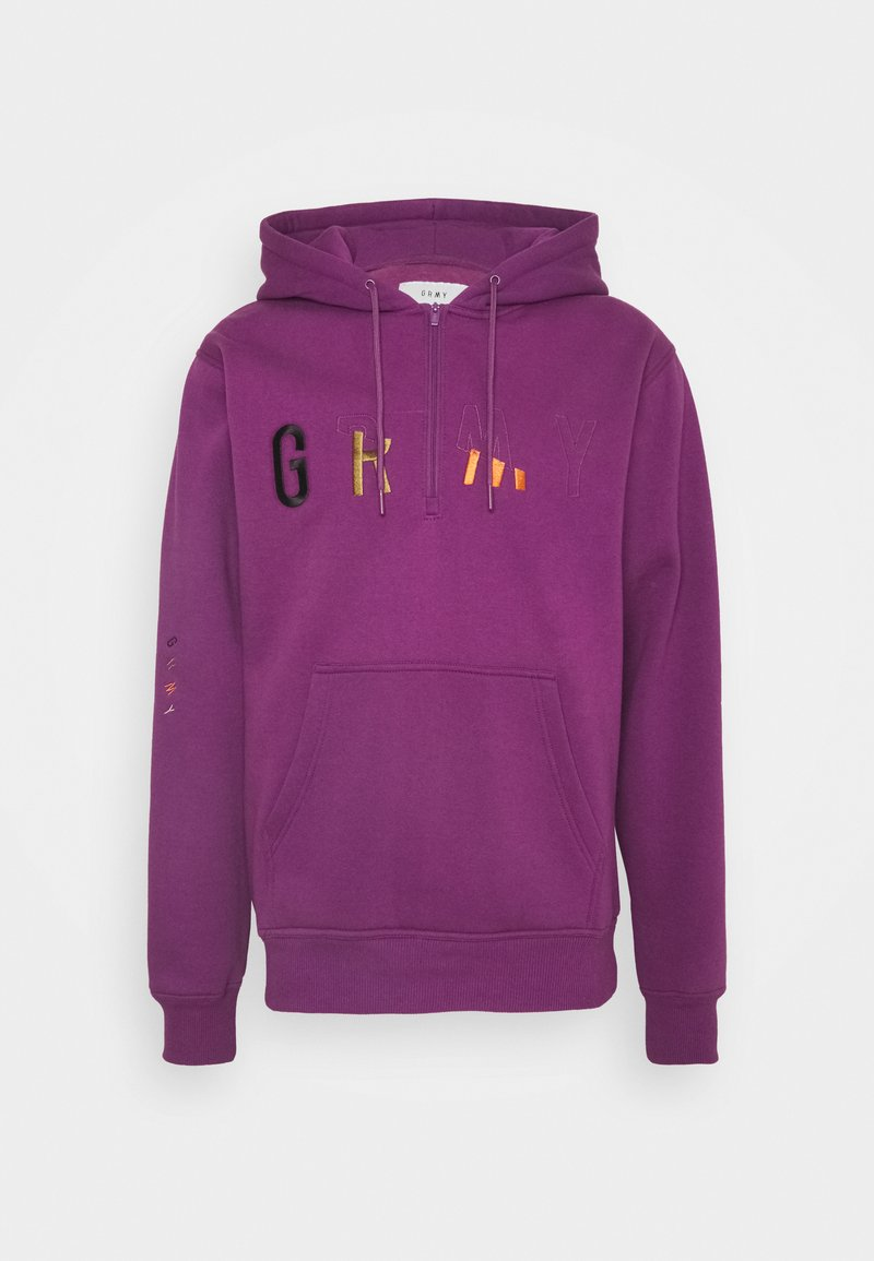 Grimey - NITE MARAUDER UNISEX - Sweatshirt - purple
