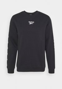 Reebok - TAPE CREW - Sweatshirt - black - 4