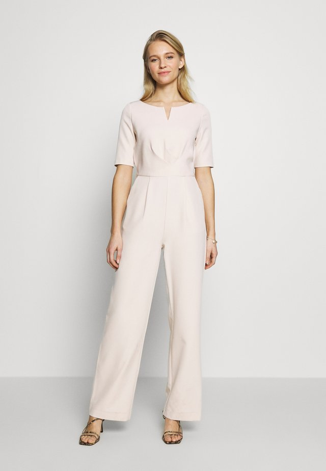 CATSUIT - Jumpsuit - powder rose