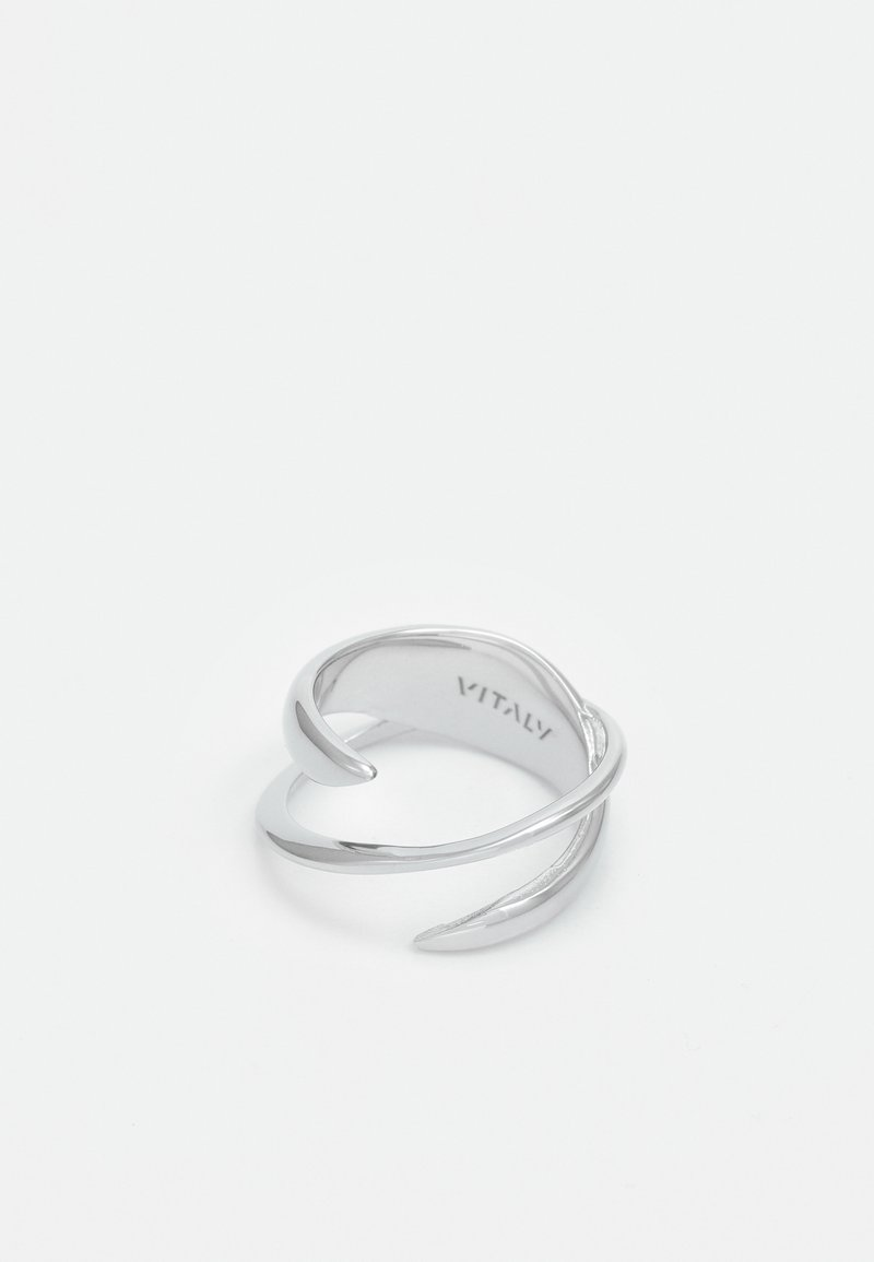 Vitaly - HELIX UNISEX - Ring - silver-coloured