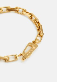 Guess - URBAN LEGEND LOGO OVAL CHAIN  - Pulsera - gold-coloured - 1