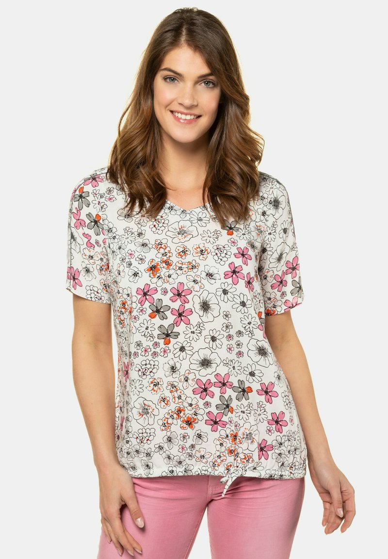 GINA LAURA - Blouse - orchidee
